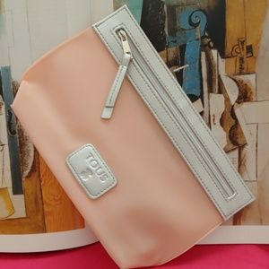 Tous  cosmetic case.